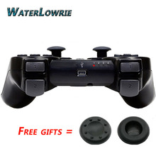 Waterlowrie SIXAXIS Controle For SONY PS3 Controller Bluetooth Gamepad for Dualshock 3 Playstation 3 Joystick Wireless Console