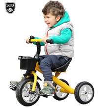 Fashion Children Bicycle, 3 Wheels Kids Bike for  2~5 Years Old Kids