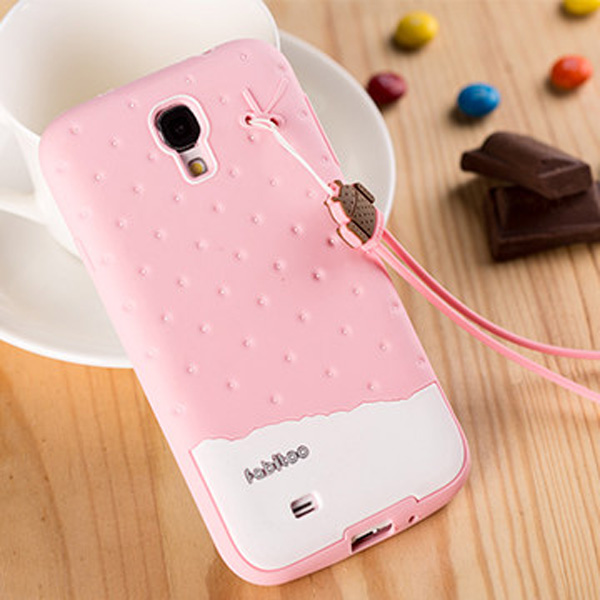 3D Cartoon Soft Silicone Cute Case Cover For Samsung Galaxy S4 I9500 S3 I9300 Case Original Brand Fabitoo Mobile Phone Cases(China (Mainland))