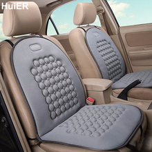 HuiER 1PC Car Seat Cover Fit Most Auto Massage Effect 3 Colors 4 Seasons Car Seat Protector Car Styling Auto Seat Cushions Cover(China)
