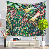 Polyester-Tapestry-Printed-Peacock-Home-Decoration-Wall-Blankets-Hanging-Multifunctional-Bedspread-Sheets-Hippie-Tapestry-Tapiz
