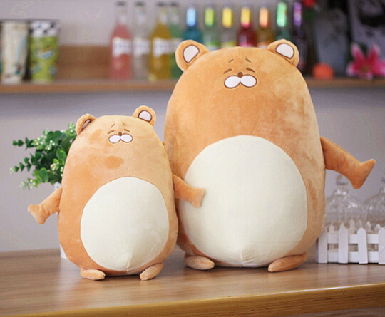 Candice guo! Anime Himouto Umaru-chan plush toy cute fat hamster stuffed doll creative birthday gift 1pc<br><br>Aliexpress