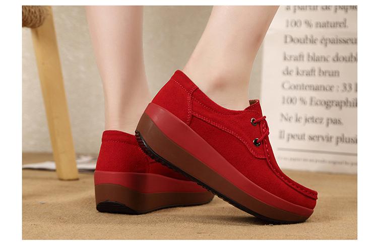 HX 3213-2 (10) 2017 Autumn Winter Women Shoes Flats