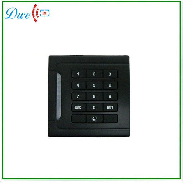 DWE CC RF standalone access control Support external reader and door bell<br>
