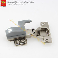 12pieces wholesale Full overlay furniture hinge with 0.25W led cabinet light kitchen Bedroom Living room Cupboard cabinet hinges