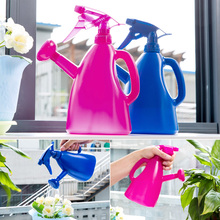 2 In 1 1000ML Sprinkler Chemical Sprayer Portable Pressure Garden Spray Bottle Plant Water F2047