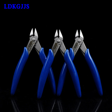 Diagonal Pliers Electrical Cable Wire Cutter Cutting Diagonal Cutting Nippers Alicates Hand Tools Herramientas