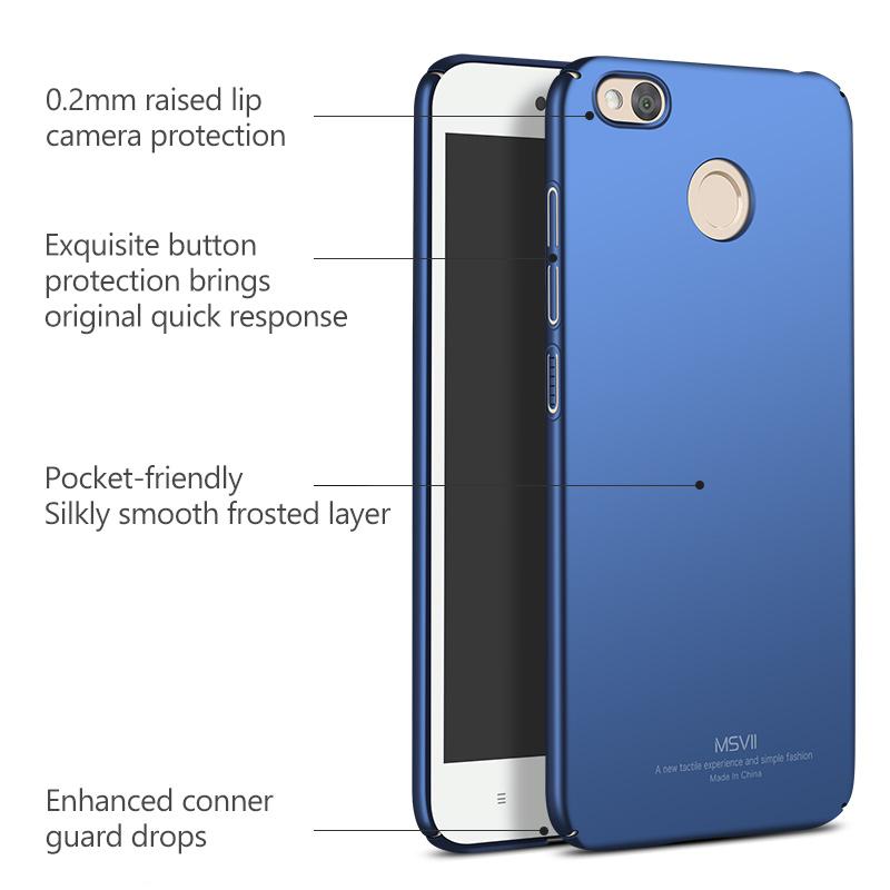 Msvii-Slim-4X-Case-for-Xiaomi-Redmi-4X-Case-Luxury-Matte-32gb-Cover-shockproof-for-Redmi (1)