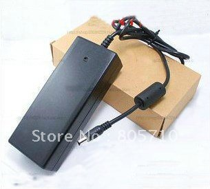 12V10A SMPS, 12V switch model power supply,  100-240V AC input,with power cord<br>