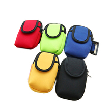 Outdoor Storage Bag Fitness Cycling Sports Running Wrist Pouch Mobile Phone Arm Band Bag Wallet(China)