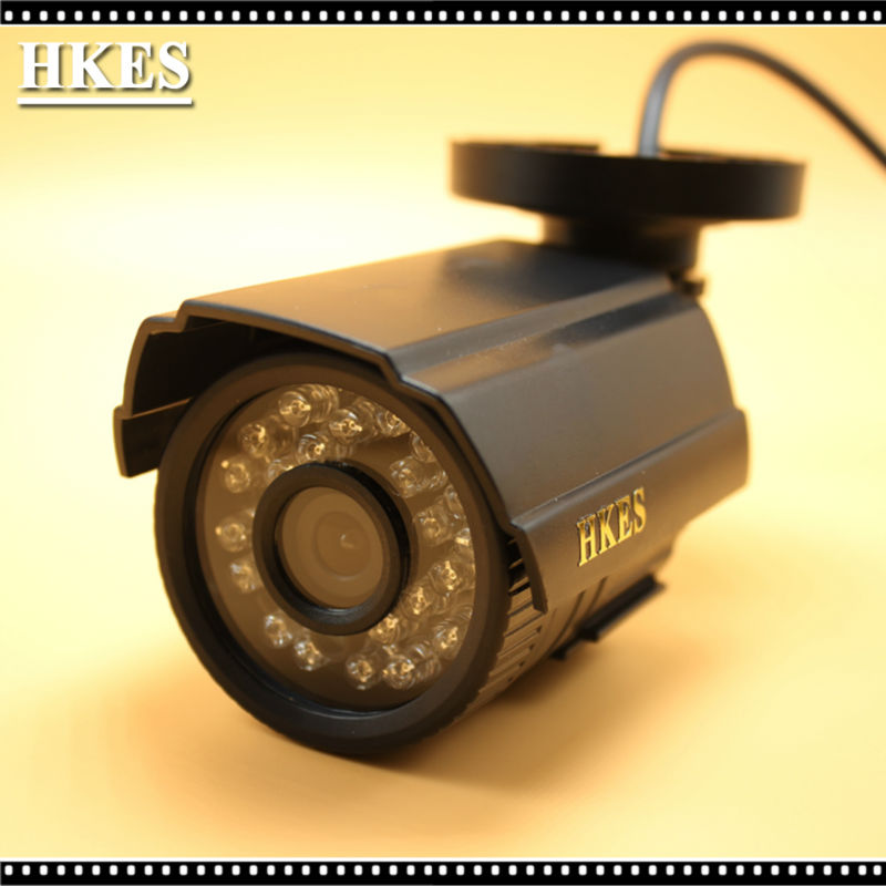HKES HKES 1080P 2.0 Megapixel AHD Camera Outdoor Waterproof AHD-H Camera Surveillance Security CCTV Camera IMX323<br>