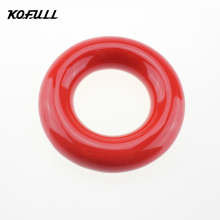 Kofull Red and Black Round Circle Weight Power Swing Ring Add To Golf Clubs For Training Golf Accessories 150g/piece