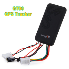 GT06 GPS SMS GPRS Car Vehicle Tracker Locator Remote Control Tracking Alarm Device Monitor for Motorcycle Scooter No Box