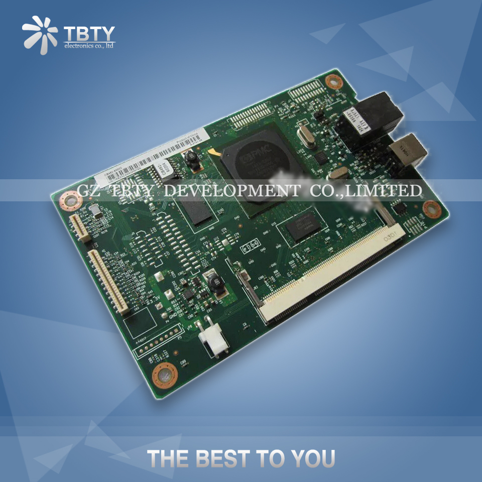 100% Guarantee Test Main Formatter Board For HP CP2025 CP2025N 2025DN CP 2025 2025N HP2025 CB492-60002  Mainboard On Sale<br>