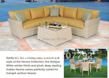 Hot sale SG-12001B Urban new style dining chair,outdoor rattan furniture(China)