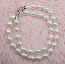 DYY 915 +++WHITE   AKOYA AAA++ SOUTH SEA NATURAL PEARL NECKLACE
