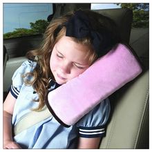 New fashion Baby Children Safety Strap Car Seat Belts Pillow Shoulder Protection Covers Cushion Support Pillow wholesale AUG10