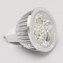 12VDC LED Bulb Spotlight MR16 4W Commercial Engineering Indoor Professional Sailing(Hong Kong)