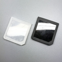 1000pcs for Nintendo 3DS 3DSLL DS game card box cartridge case clear black clear white for NDSL for NDSi XL LL
