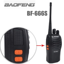 BAOFENG BF-666S UHF:400-470MHz Professional Portable Two Way Radio Baofeng BF 666S Walkie-Talkie