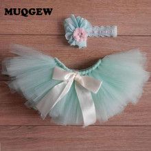 2PCS/Set Newborn Baby Costume Cute tutu Dress Photo Photography Prop Girls Boys Outfits Fotografia Clothes and Accessories