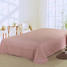 Cotton 1pcs  High-grade Bedsheet Promotion, wholesale, special offers, warm and comfortable flat sheet Home Textile bedspread