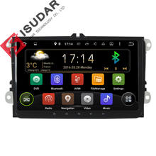 9 Inch Android 5.1.1 Car PC GPS Video Player For VW/Volkswagen/POLO/PASSAT/Golf/Skoda/Octavia/Seat/Leon Wifi Navigation Radio FM