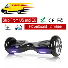 Buy 36v battery 18650 electric scooter hoverboard bluetooth electric scooter electric unicycles USA for $73.50 in AliExpress store
