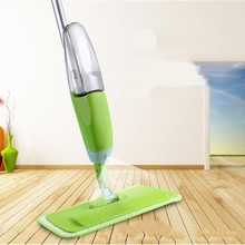 2 Colors Multifunction New Environmental Water Home Used Spray Mop For Various Kinds   Of Floor Household Floor Cleaning Tools