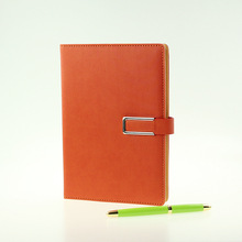 1pcs Factory direct sales English fan stationery high-end business notebook custom logo enterprises gifts