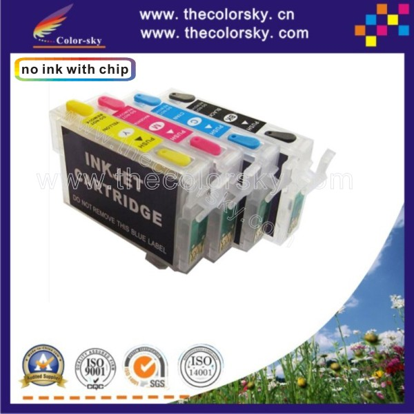 (RCE731-734) refillable refill ink cartridge for Epson T0731 - t0734 73 Stylus CX3900 CX3905 CX4900 CX5900 C79 CX4905 C92 C90<br><br>Aliexpress