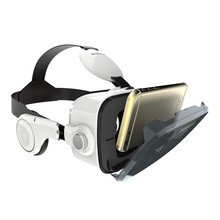 XiaoZhai Z4 VR Box 3D Glasses Virtual Reality head set Immersive VR helmet for 4inch-6inch iphone android(China)