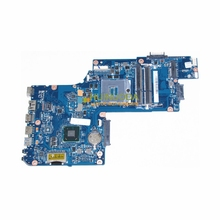H000052590 Mainboard For Toshiba Satellite C850 L850 Laptop Motherboard 15.6'' HM77 HD4000 DDR3 warranty 60 days