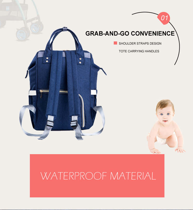 PYETA Fashion Mummy Maternity Nappy Bag Brand Large Capacity Baby Bag Travel Backpack Desiger Nursing Bag for Baby Care 12