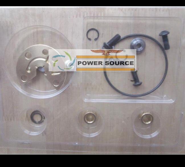 Turbo Repair Kit rebuild GT1749V 721164 17201-27030 721164-0003 For TOYOTA RAV4 Auris Avensis Picnic Previa 1CD-FTV 021Y 2.0L 01<br>