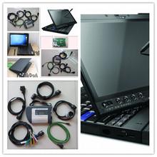 HOT SALE! mb star c4 sd connect with Newest V2017.09 software well installed x200t laptop ram 3g diagnostic tool  ready to use