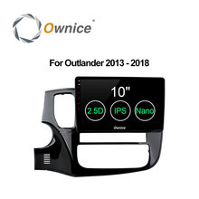 Ownice C500+ Android 6.0 Octa Core For MITSUBISHI OUTLANDER 2013 2014 - 2018 Car DVD Player GPS Audio IPS 2.5D Screen 32G ROM(China)
