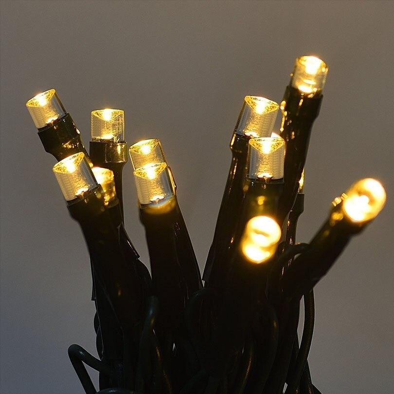 led solar fairy lights