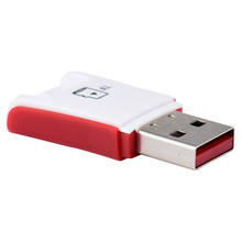 malloom High Speed Mini Card Reader USB 2.0 Micro SD TF T-Flash Memory Cardreader Adapter Apr26 Hot Sell Drop Shipping 2017 New