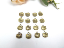 Jewelry finding & components parts Bronze hello Kitty small pendant jewelry materials manual accessories TP2157