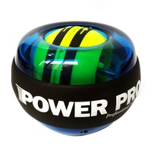 New Intelligent LED Counter Pulse Gyro Powerball Gyro Ball Energy Ball Fitness Autostart To Reduce Pressure ZM14