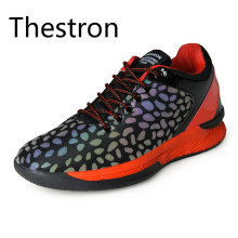 Men's Basketball Shoes Sneakers Original New Arrival 2017 Cheap New Outdoor Athletic Shoe Anti-Slippery Red Purple Big Size 11(China)