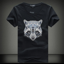 Buy New 2018 Pure Cotton Short Sleeves Hip Hop Fashion Mens T-shirt Tshirt O-neck Summer Personality Fashion Men Large Size T-shirts for $6.98 in AliExpress store