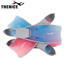 Adult Swimming Fins Diving Flippers Long Monofin Snorkel Foot Rubber Diving Shoes Nadadeira Water Sports Dive Equipment Mono Fin