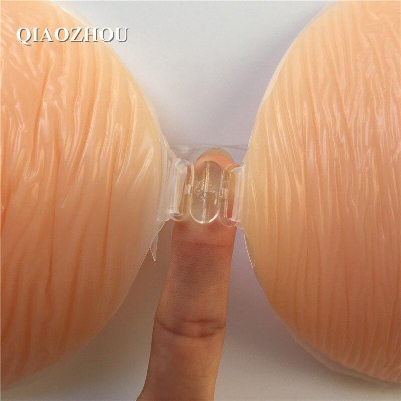 silicone breast form with bra straps (4)