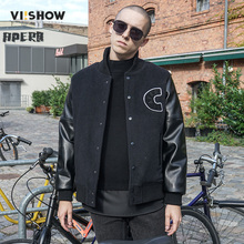 Buy VIISHOW Mens Winter Jackets Streetwear Men Bomber Jacket Slim Brand Clothing Mens Jackets Coats Casual Jacket Men Clothes for $59.93 in AliExpress store
