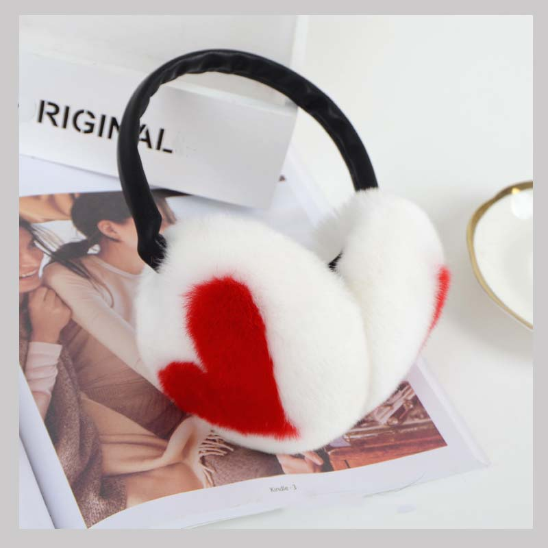 rex rabbit fur earmuff 4