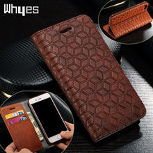 Whyes For Apple Iphone 6S Case iphone 6 Case Flip Wallet PU Leather Card Slots Phone Bags For Iphone6S High Quality Case(China)