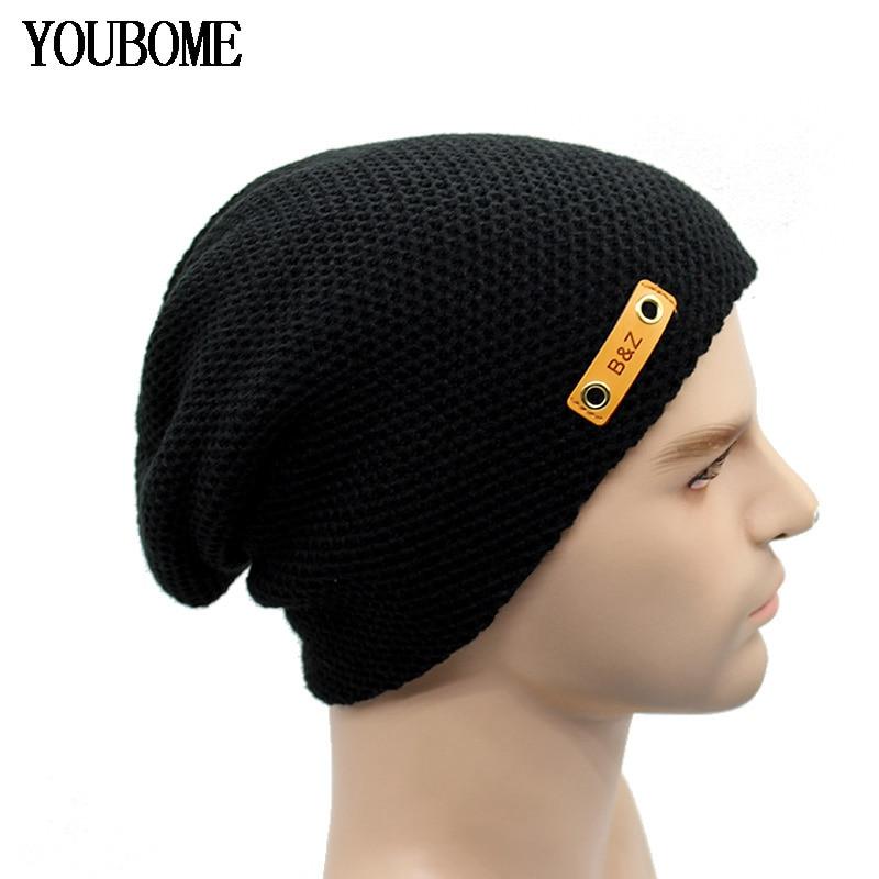 Arrival Brand Beanies Womens Mens Winter Hat Knit Skullies Winter Hats For Men Women Sport Caps Skull Ski Bonnet Beanie 2017Îäåæäà è àêñåññóàðû<br><br><br>Aliexpress