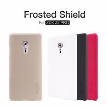 Original Nillkin Super Frosted Shield Hard Back PC Cover Case For Lenovo ZUK Z2 PRO  Phone Case + Screen Protector